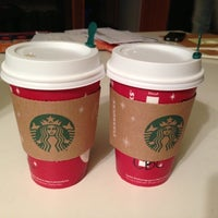 Photo taken at Starbucks by Philip Y. on 11/18/2012