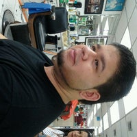 Photo taken at Miami Lakes Barber Shop by Alexander R. on 9/26/2012