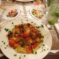 Photo taken at Mamut Restaurant by Millantu A. on 7/25/2013