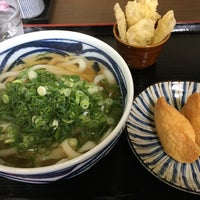 Photo taken at 讃岐うどん みしま by ume_86 on 11/15/2016