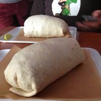Das Foto wurde bei Burrito Baby von Filip N. am 5/8/2013 aufgenommen