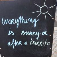 Das Foto wurde bei Burrito Baby von Filip N. am 4/10/2014 aufgenommen