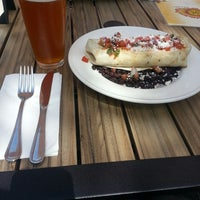 Photo taken at Sol Food Bar And Grill by Tracy H. on 6/21/2014