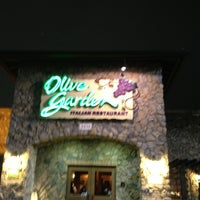 Photo taken at Olive Garden by Kerri B. on 1/29/2013