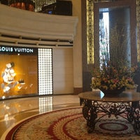 Photo taken at JW Marriott by Abdulrahman A. on 1/12/2013