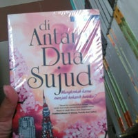 Photo taken at Gramedia by Puja T. on 9/4/2015