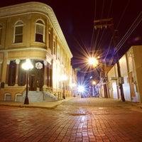 Photo taken at Downtown Longview by Matthew P. on 10/18/2014