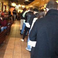 Photo taken at Starbucks by Sodium C. on 11/5/2012