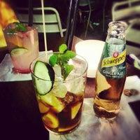 Photo taken at Exploit Drinks&Dinner by Lambert L. on 12/13/2012