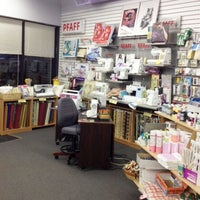 Photo taken at Sewtime Sewing Machines by Susie B. on 11/3/2016