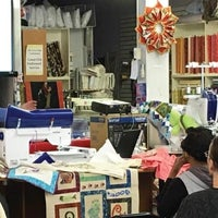 Photo taken at Sewtime Sewing Machines by Susie B. on 10/28/2016