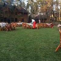 Photo taken at Ресторанно-готельний комплекс «Чумацький Шлях» by Alina P. on 3/23/2014
