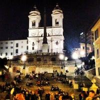 2/16/2013にClaudio C.がScalinata di Trinità dei Montiで撮った写真