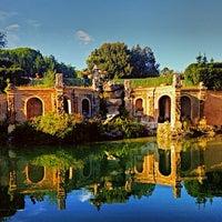 Photo taken at Villa Doria Pamphilj by Claudio C. on 9/22/2013