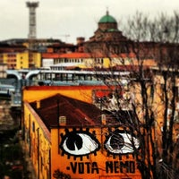 Photo taken at Ponte Mascarella by Claudio C. on 4/8/2013
