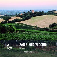 Photo taken at San Biagio Vecchio by Claudio C. on 8/12/2013