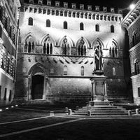 Photo taken at Monte dei Paschi di Siena by Claudio C. on 4/4/2014