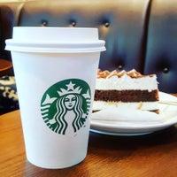 Photo taken at Starbucks by Kim J. on 8/27/2017