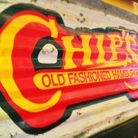 Photo taken at Chip's Old Fashioned Hamburgers by Rober T. on 6/23/2013