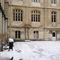 Photo taken at École des Mines by Herve K. on 3/13/2013