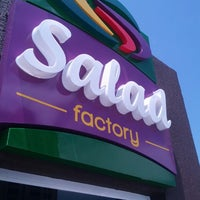 Photo taken at Salad Factory by Francisco Q. on 6/20/2013