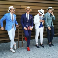 Photo taken at PITTI IMMAGINE UOMO by Masashi H. on 6/14/2017