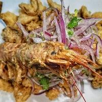 Photo taken at Runas Peruvian Cuisine by Runas P. on 4/21/2017