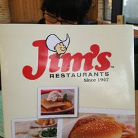 Photo taken at Jim's Restaurant Oak Hill by Motts D. on 1/25/2013