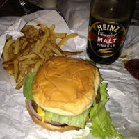 Photo taken at Hat Creek Burger Company by Motts D. on 12/1/2012