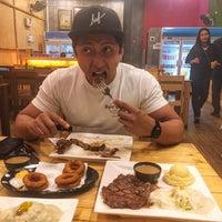 Photo taken at Melantak Steak Hub by Ramdhan M. on 11/13/2016