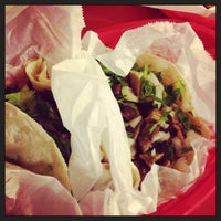 Photo taken at Taqueria El Asadero by Celine S. on 4/15/2013