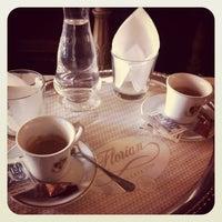 Photo taken at Caffè Florian by Anna Livia P. on 2/9/2013