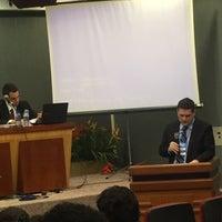 Photo taken at Mestrado e Doutorado em Direito Constitucional - PPGD/Unifor by Paulo M. on 8/28/2015