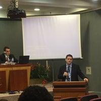 Photo taken at Mestrado e Doutorado em Direito Constitucional - PPGD/Unifor by Paulo M. on 8/27/2015