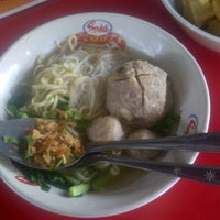 Photo taken at Baso tenes superindo bubat by Atid S. on 11/9/2012