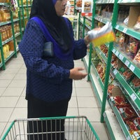 Photo taken at Econsave Jawi by Azimah A. on 9/12/2016