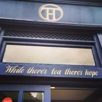 Photo taken at Tea House Theatre by Brett S. on 6/15/2014