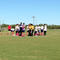 Photo taken at Alamo Sportsplex by Tyrone B. on 10/6/2013