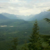 Photo taken at Cedar Butte Summit by John H. on 6/16/2013