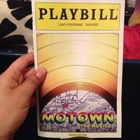 Foto diambil di Lunt-Fontanne Theatre oleh Kathryn E. pada 4/14/2013