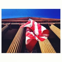 Photo taken at Harrison Randolph Hall, College of Charleston by Mark S. on 2/15/2013