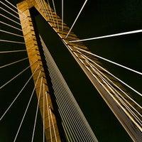 Photo taken at Arthur Ravenel Jr. Bridge by Mark S. on 2/20/2013
