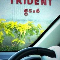 Photo taken at Trident by Prasanjeet B. on 12/18/2013