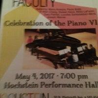 Photo taken at Hochstein School of Music & Dance by Mary M. on 5/5/2017