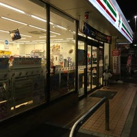 Photo taken at セブンイレブン 名古屋上飯田通1丁目店 by ゆき ち. on 10/31/2016