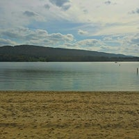 Photo taken at Bald Eagle State Park by Ahmed A. on 10/11/2014
