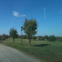 Photo taken at Patricia Island Golf Course by Lori S. on 10/14/2012