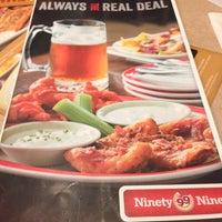 Photo taken at Ninety Nine Restaurant by Mely on 11/9/2013