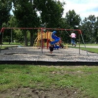 Photo taken at Walker Park by Tracey D. on 8/2/2013