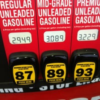 Photo taken at Kroger Fuel by Tracey D. on 12/8/2012